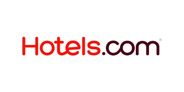 ホテルズドットコムのロゴ